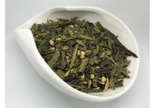чай имбирный мед
